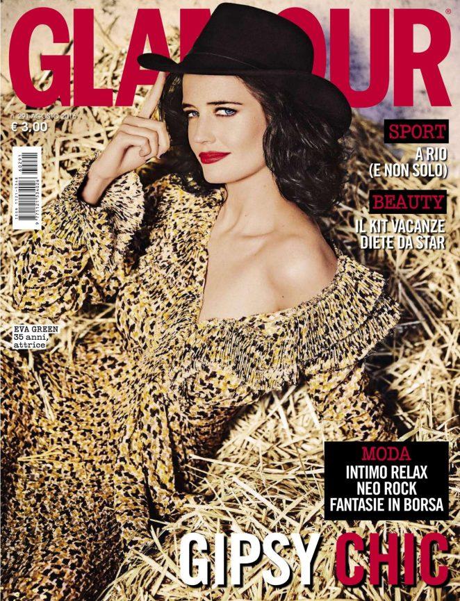 Eva Green - Glamour Italy Magazine (August 2016)
