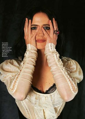 Eva Green -  Grazia Italy Magazine (March 2019)
