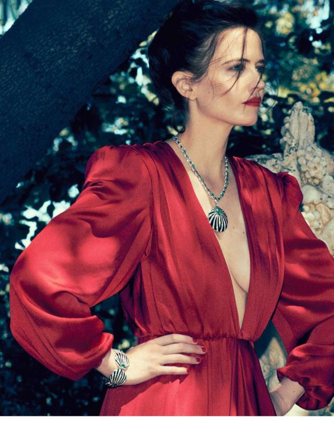 Eva Green - Madame Figaro Magazine (November 2018)