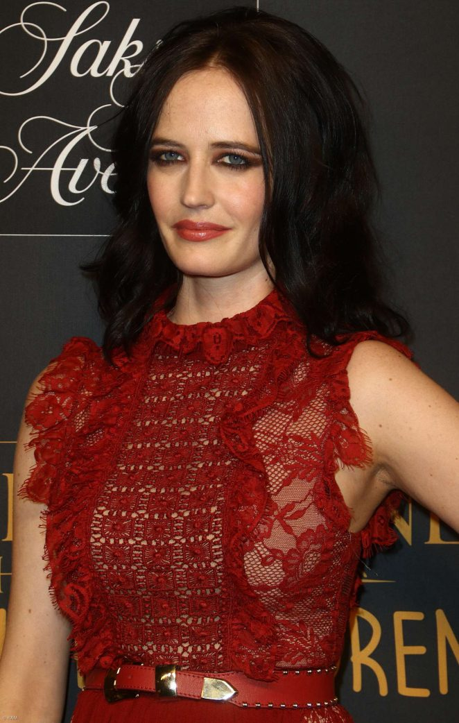 Eva Green - 'Miss Peregrine's Home For Peculiar Children' Premiere in NYC