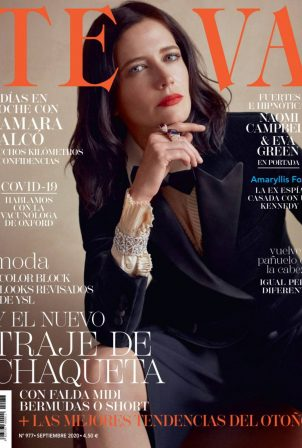 Eva Green - Telva Magazine Spain (September 2020)