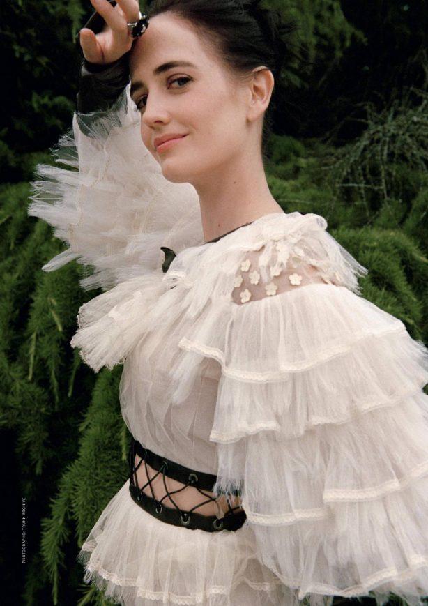 Eva Green - Town & Country UK Magazine (Summer 2020)
