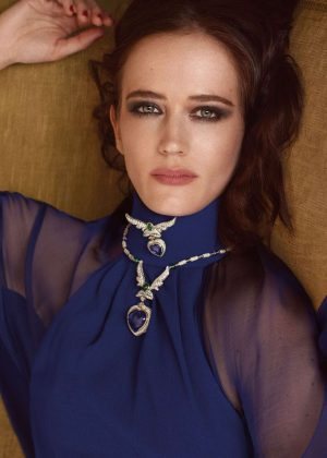 Eva Green - Vanity Fair Italy Magazine (December 2018)