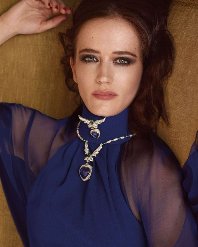 Eva Green – Vanity Fair Italy Magazine (December 2018)