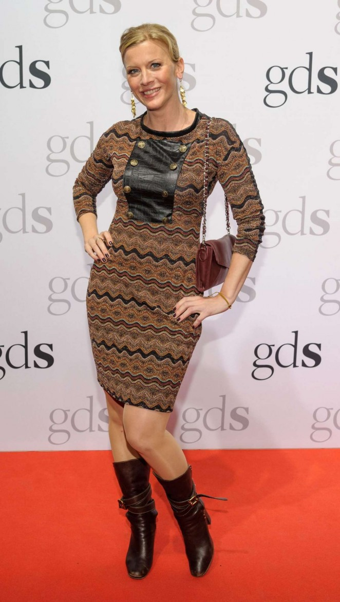 Eva Habermann - GDS Grand Opening Party in Dusseldorf