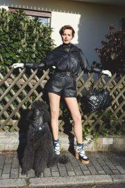 Eva Herzigova - British Vogue Magazine (November 2019)