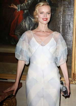 Eva Herzigova - Christian Dior 2017 Collection in Woodstock