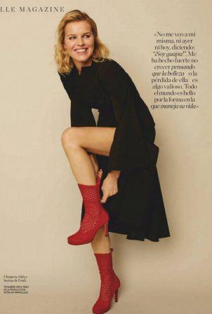 Eva Herzigova - Elle Magazine (Spain - January 2021)