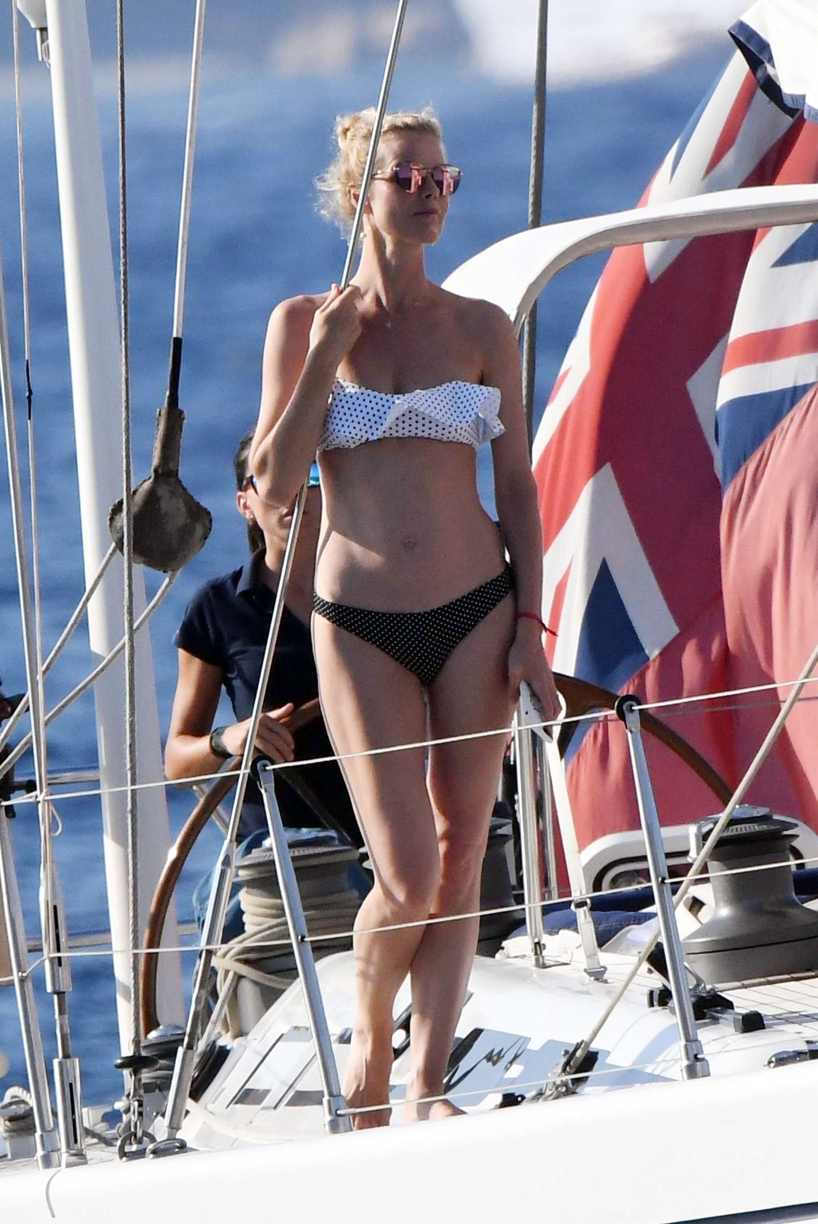 images Eva herzigova in bikini porto rotondo italy