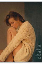Eva Herzigova - Marie Claire France Magazine (December 2019)
