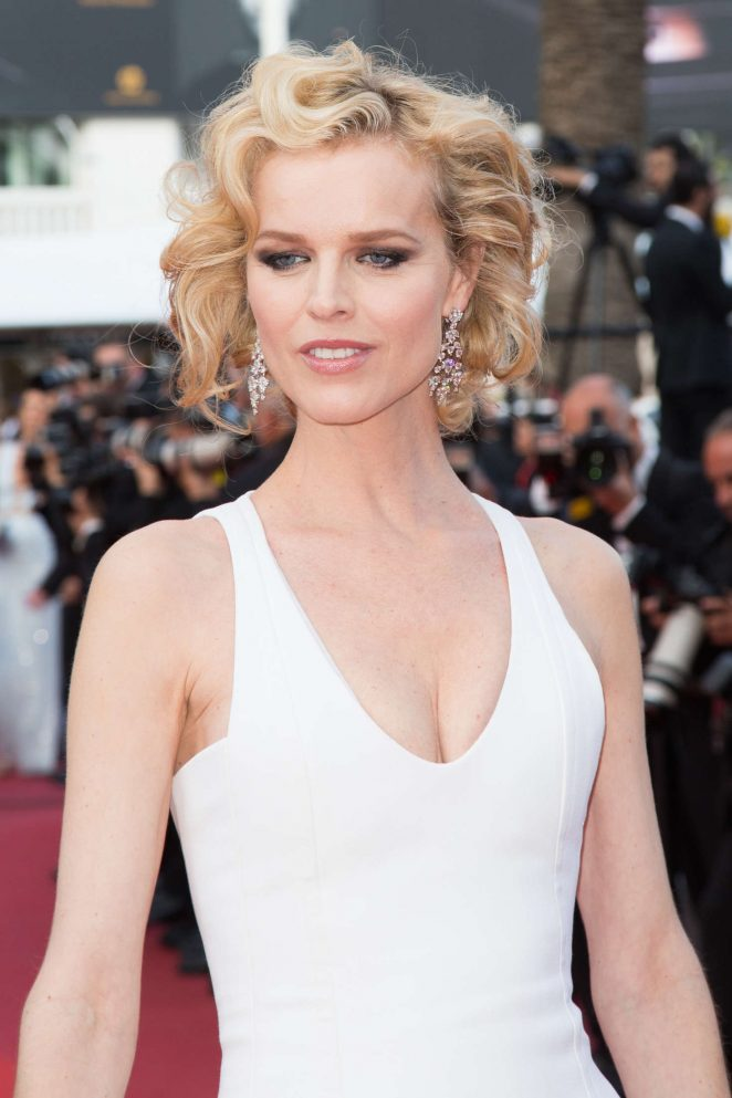 Eva Herzigova - 'The U... Rosie Huntington Whiteley Hair