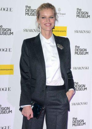 Eva Herzigova - VIP Launch Party in London