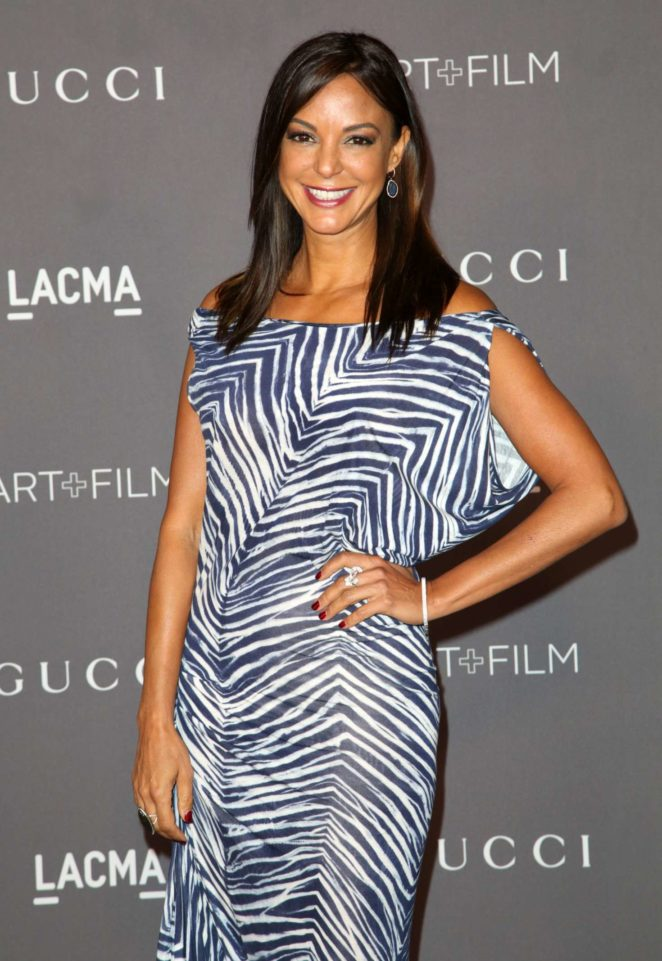 Eva LaRue - 2017 LACMA Art and Film Gala in Los Angeles