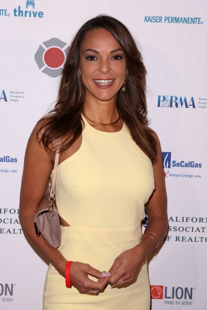 Eva LaRue - 5th annual California Firefighters Gala in Hollywood