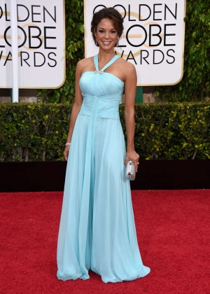 Eva LaRue - 2015 Golden Globe Awards in Beverly Hills