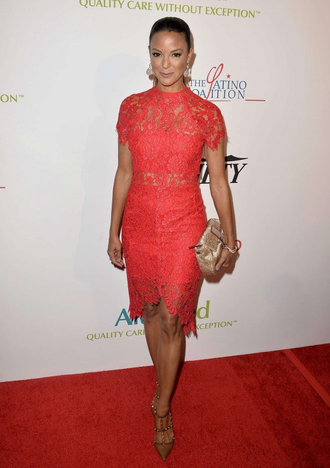 Eva LaRue – AltaMed Power Up We Are The Future Gala 2016 in Beverly Hills