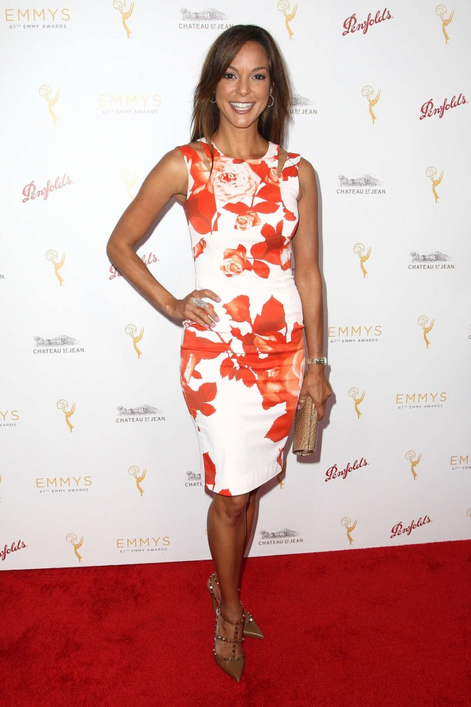 Eva LaRue - ATAS Cocktail Reception Celebrating the Daytime Peer Group in Beverly Hills