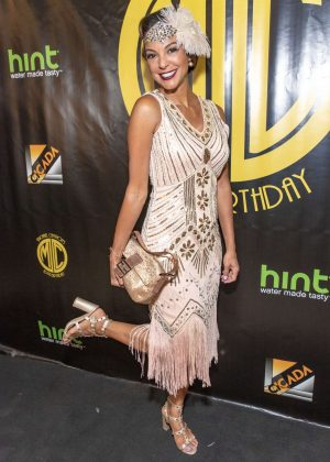 Eva LaRue - Michael Champions 16th Birthday Party in Los Angeles
