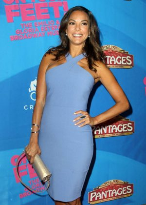 Eva LaRue - 'On Your Feet' Premiere in Hollywood