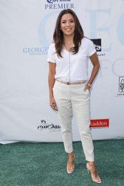 Eva Longoria - 12th Annual George Lopez Celebrity Golf Classic in Toluca Lake