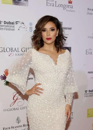 Eva Longoria - 2015 Global Gift Gala at Dubai International Film Festival