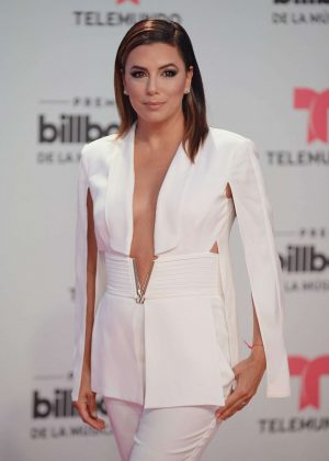 Eva Longoria - 2017 Billboard Latin Music Awards in Miami