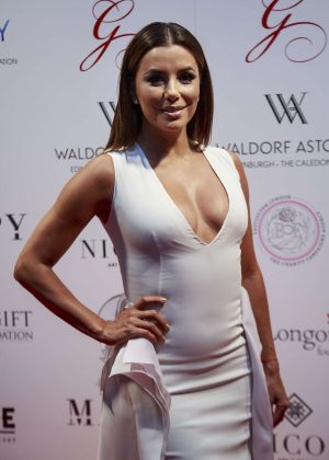 Eva Longoria - 2017 Global Gift Gala in Edinburgh