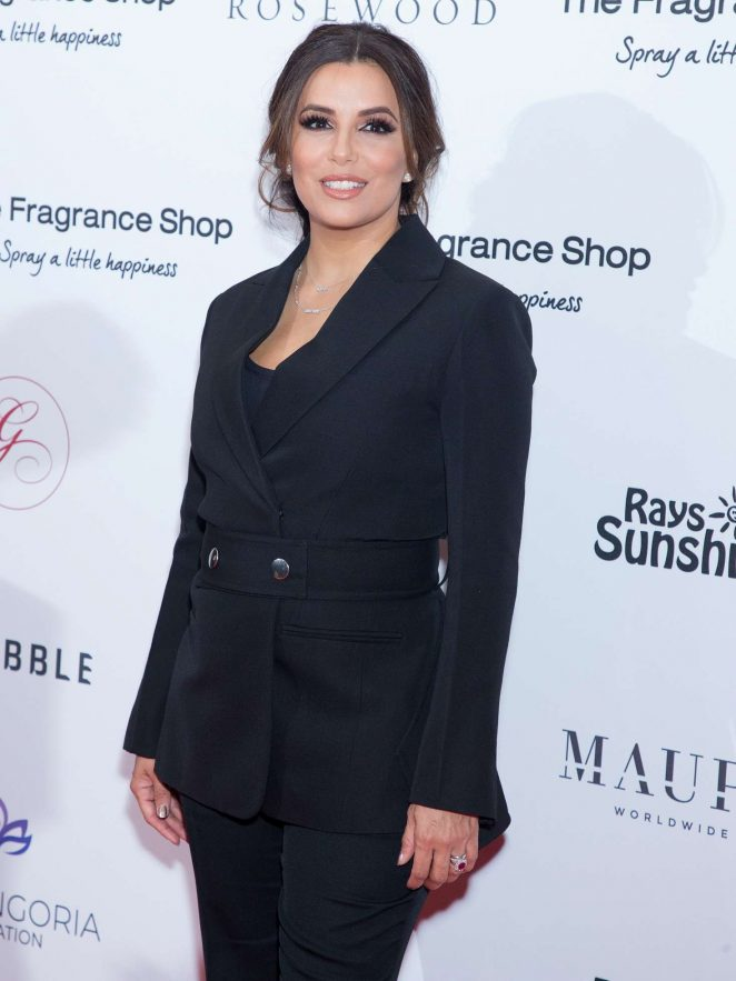 Eva Longoria – 2018 Global Gift Gala in London