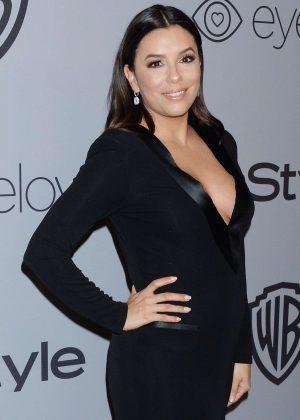 Eva Longoria - 2018 InStyle and Warner Bros Golden Globes After Party in LA