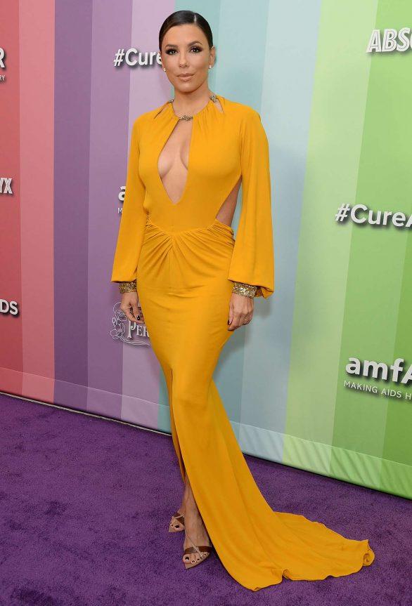 Eva Longoria - 2019 amfAR Gala in Los Angeles
