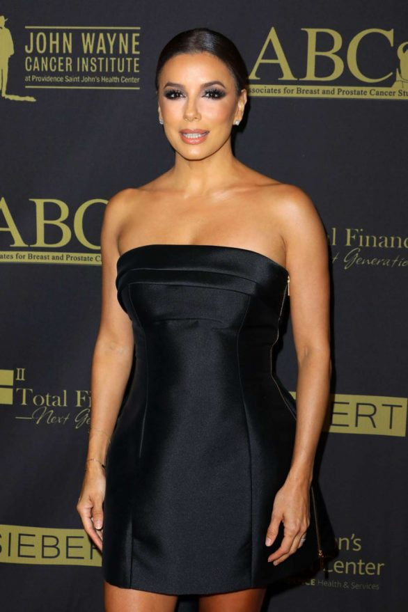 Eva Longoria - ABC's 30th Anniversary Talk Of The Town Gala in Beverly Hills