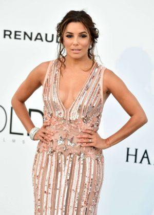 Eva Longoria - amfAR's 24th Cinema Against AIDS Gala in Cannes