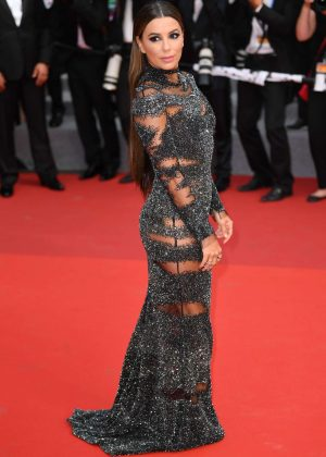 Eva Longoria - Anniversary Soiree at 70th Cannes Film Festival