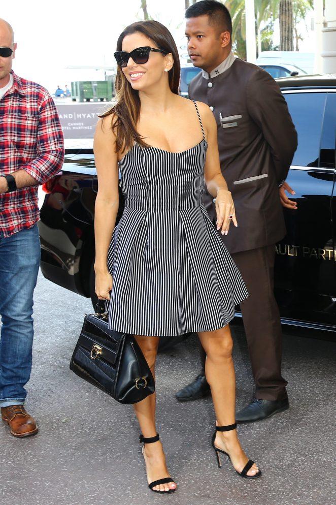 Eva Longoria Mini Dress