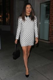 Eva Longoria - Arrives at Mr Chow in Beverly Hills