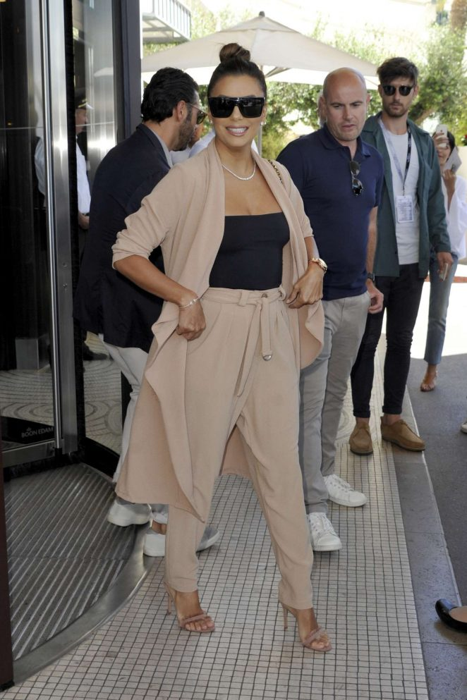 Eva Longoria at Croisette in Cannes