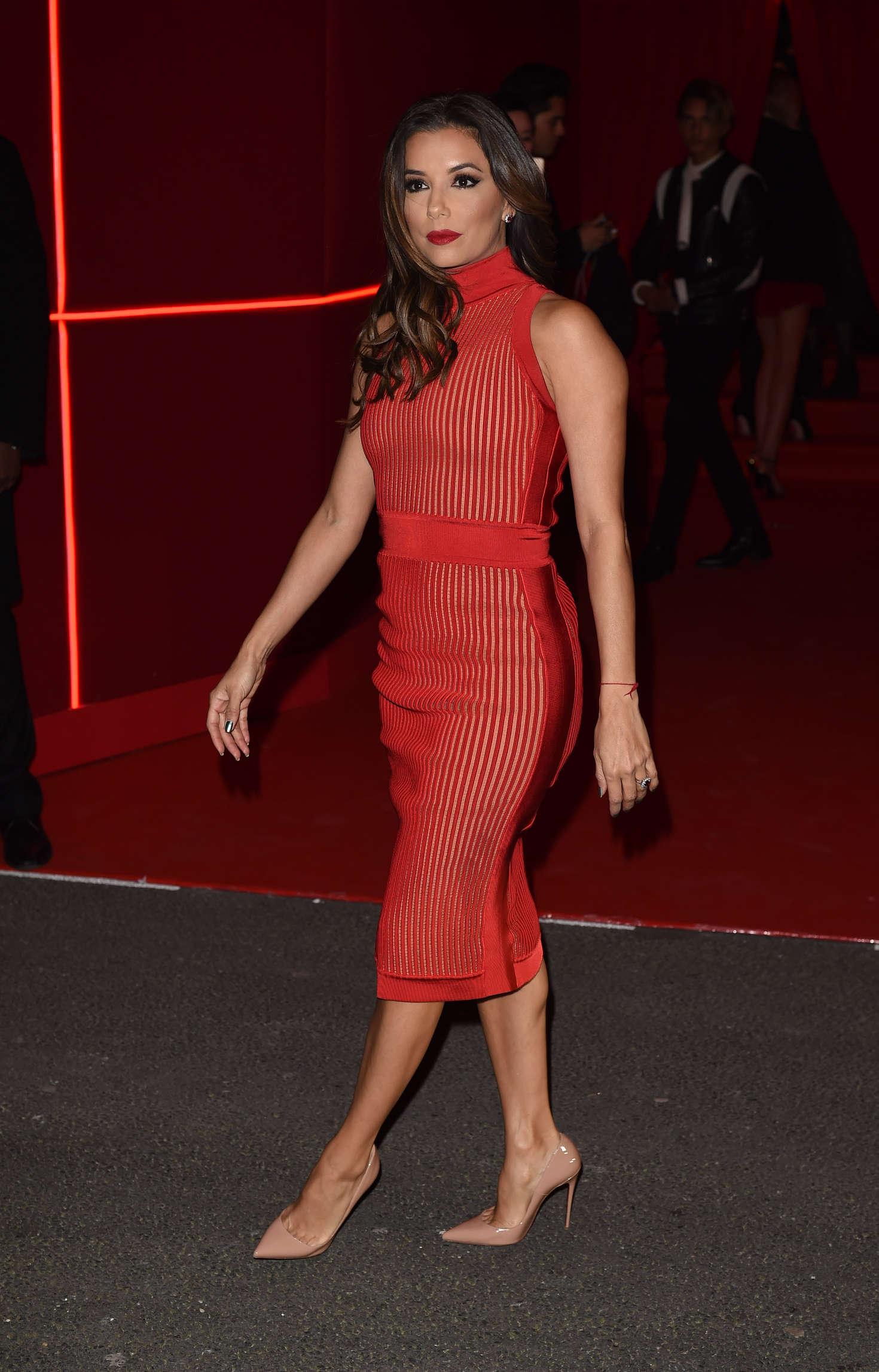 Eva Longoria 2016 : Eva Longoria: Attends at LOreal Red Obsession Party 2016 -08