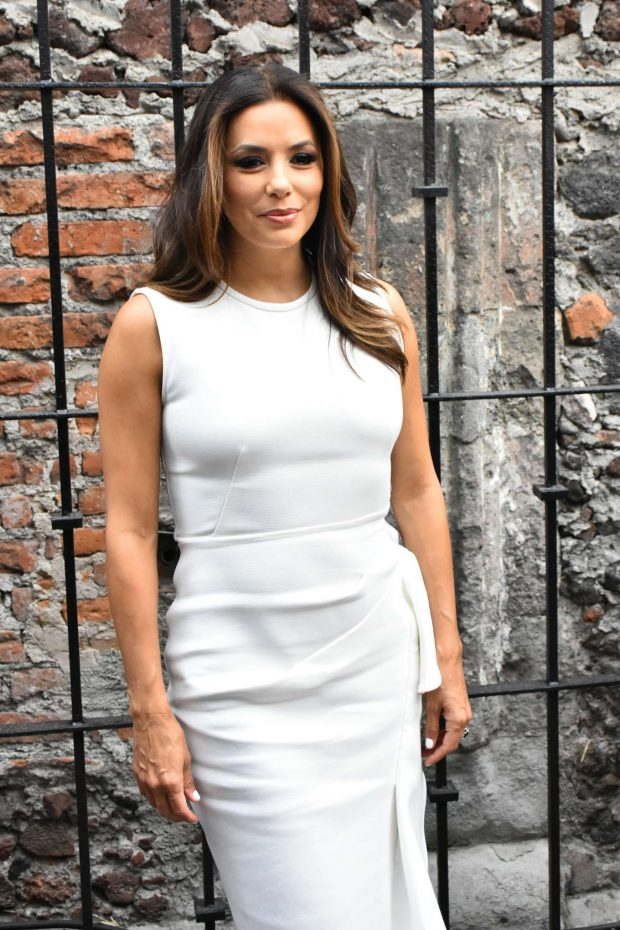 Eva Longoria - Attends at Women's Forum Event in Mexico
