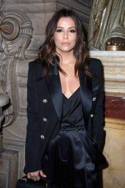 Eva Longoria - Balmain Womenswear SS 2020 Show at Paris Fashion Week