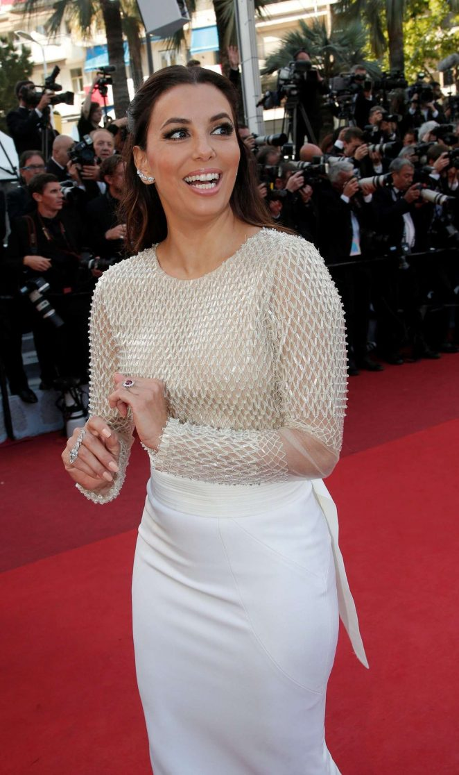 Eva Longoria – 'Cafe Society' Opening Gala at 2016 Cannes Film Festival