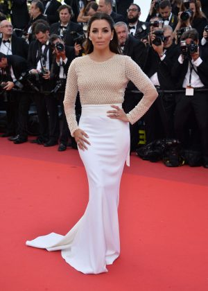 Eva Longoria - 'Cafe Society' Premiere at 2016 Cannes Film Festival
