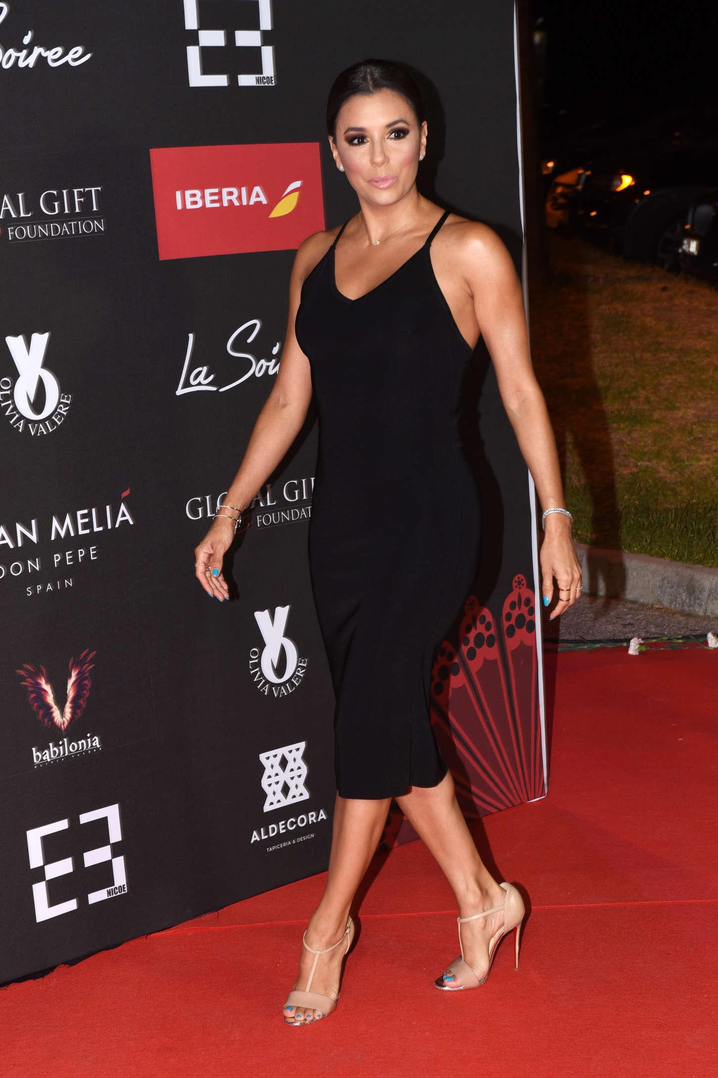 Eva Longoria 2015 : Eva Longoria: Charity Gala during Global Gift 2015 -01