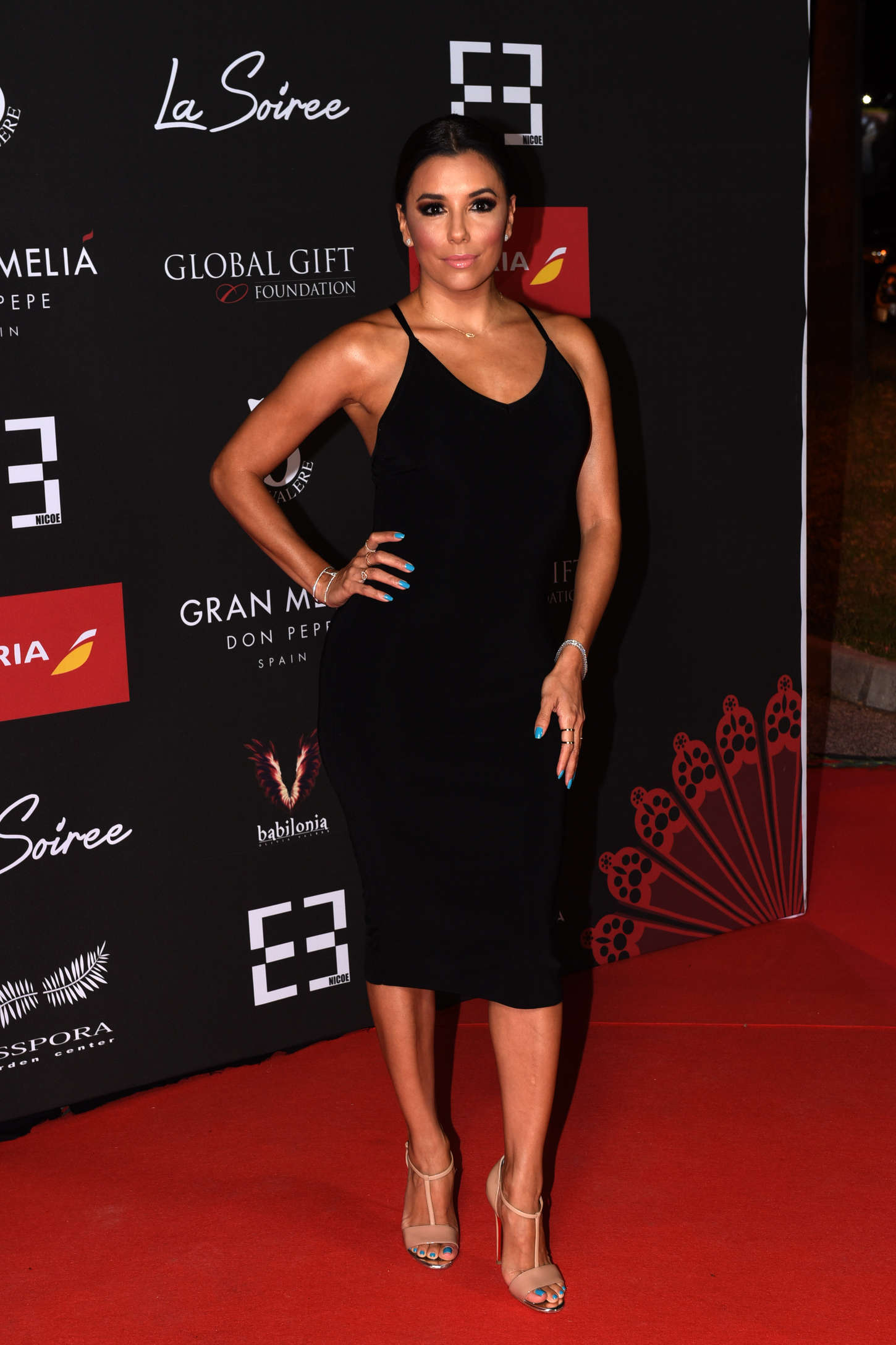 Eva Longoria 2015 : Eva Longoria: Charity Gala during Global Gift 2015 -02