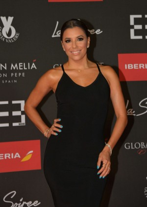 Eva Longoria - Charity Gala during Global Gift 2015 in Marbella