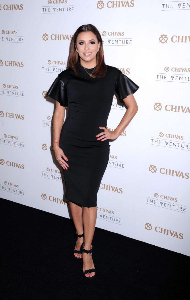 Eva Longoria - Chivas' The Venture Final Event in NYC