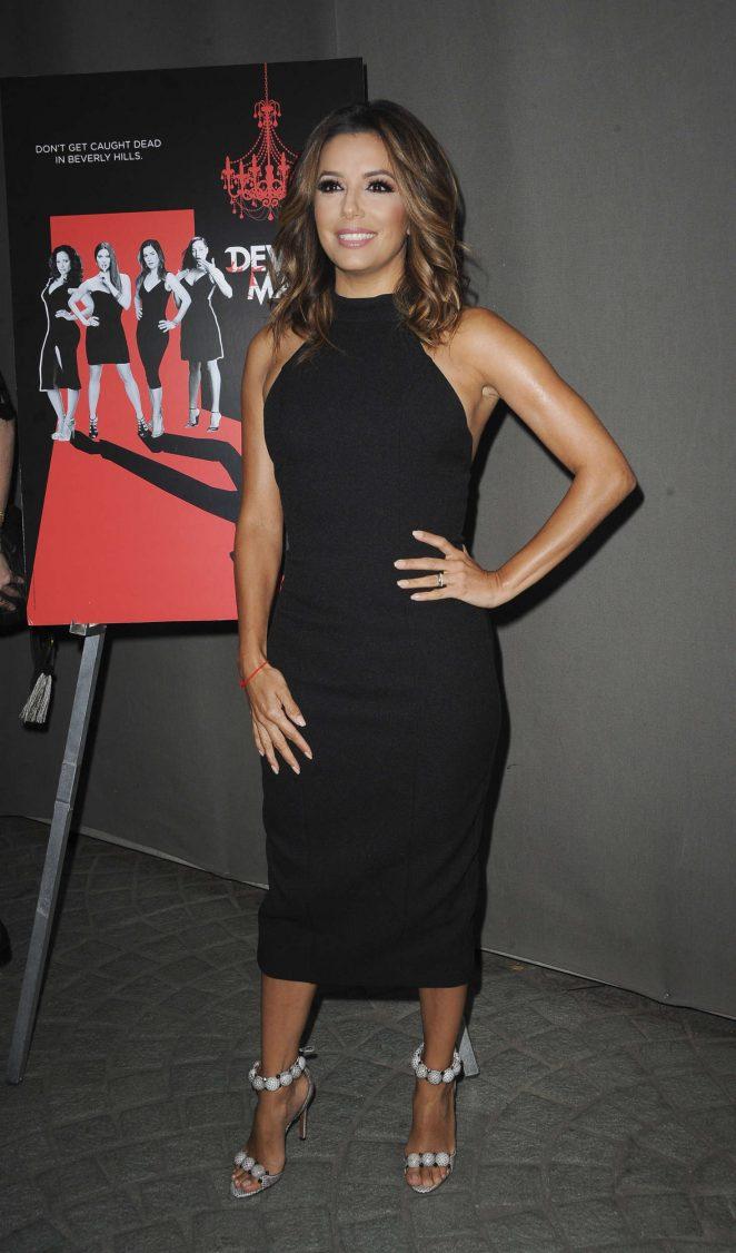 Eva Longoria - 'Devious Maids' Season 4 Premiere in Los Angeles