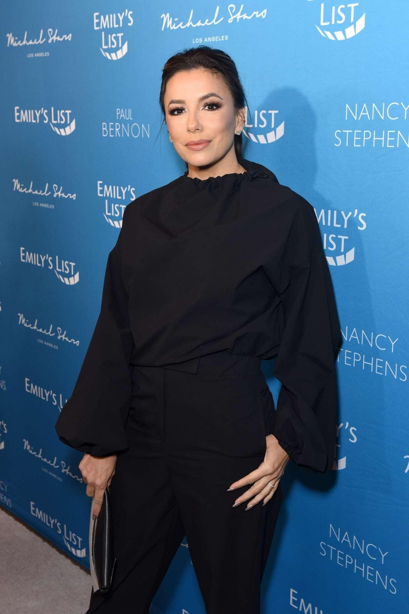Eva Longoria - EMILY's List Brunch and Panel Discussion 'Defining Women' in LA