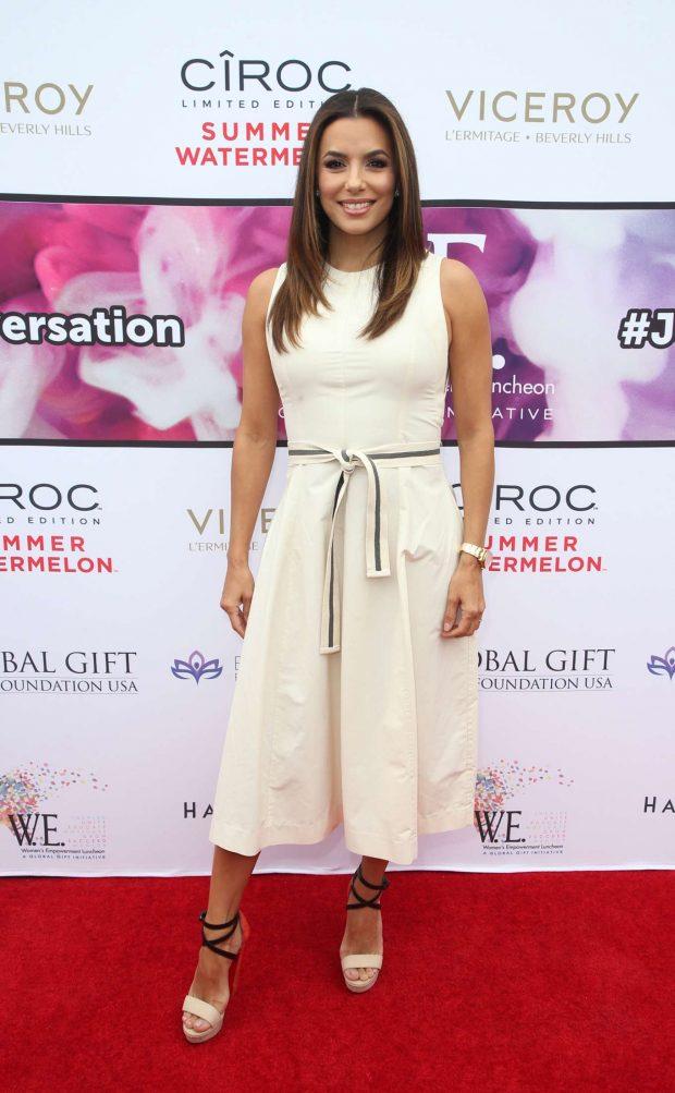 Eva Longoria: Eva Longorias Global Gift Foundation Women Empowerment Luncheon -01