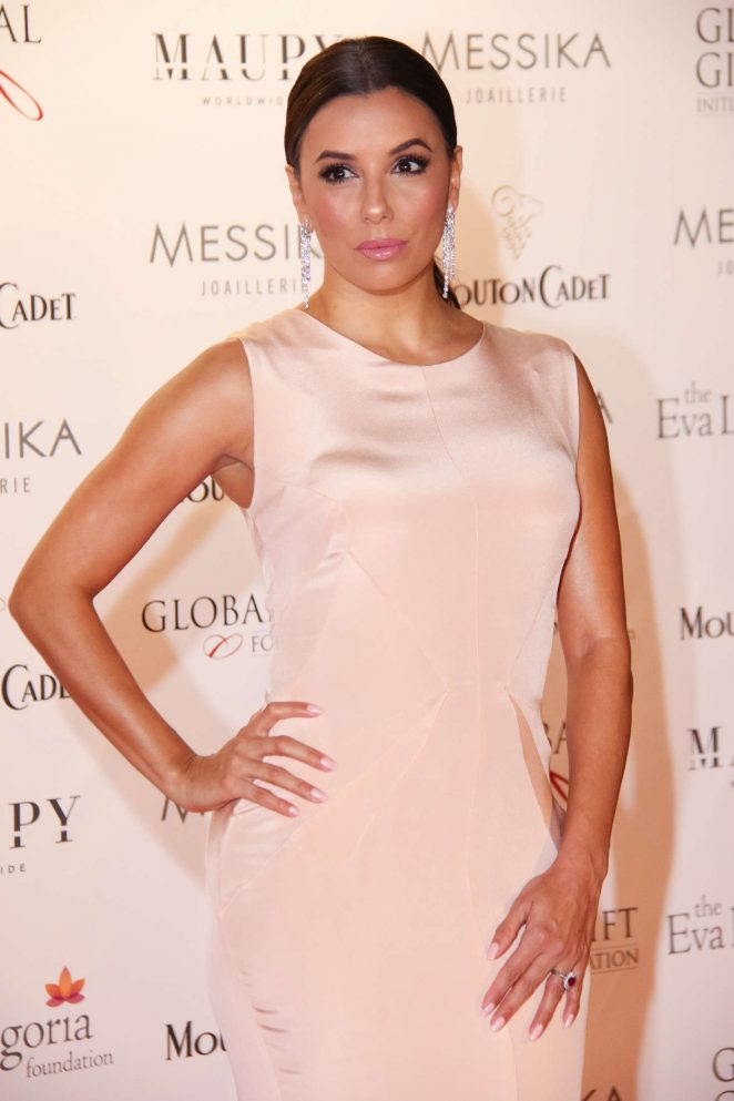 Eva Longoria - Global Gift Gala 2016 in Cannes