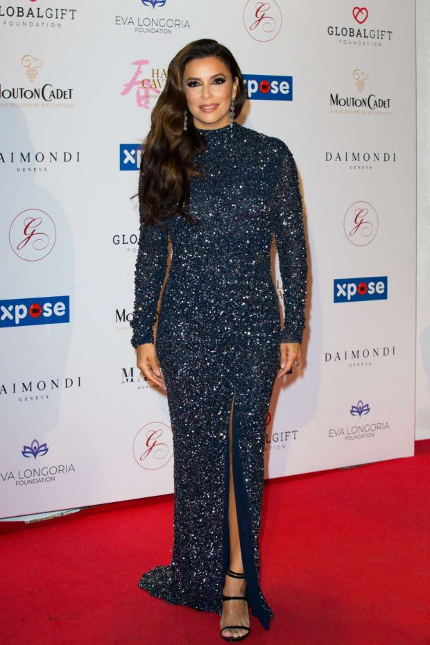 Eva Longoria - Global Gift Gala at 2019 Cannes Film Festival